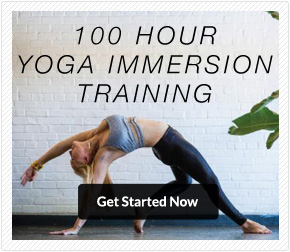 100 Hour Yoga Immersion Training