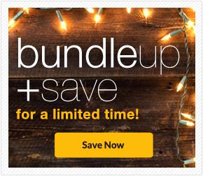 Bundle Up + Save