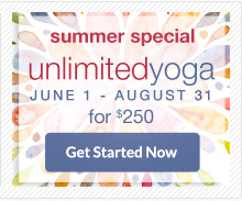 Summer Special Unlimited Yoga