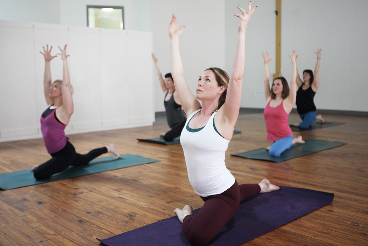 yoga 1 schedule