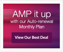 Monthly Unlimited Auto Renewal Plan