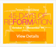 45 Days of ReFORMation