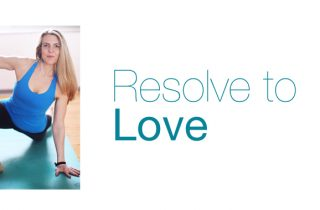 Resolve to Love