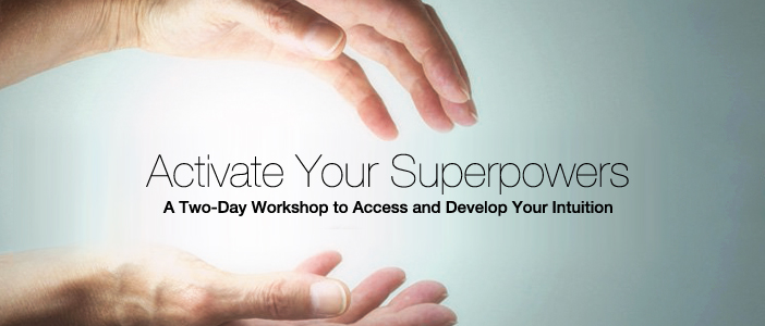 activate your superpowers yoga workshop Atlanta