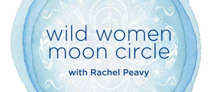 wild women moon circle