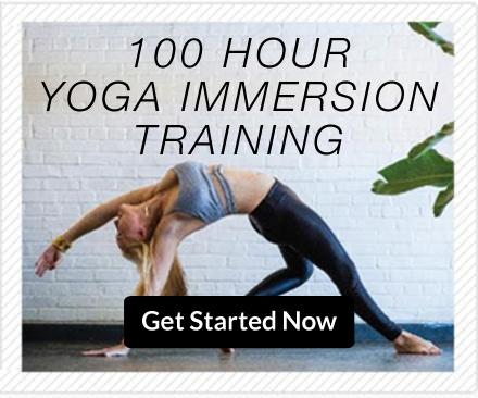 100 Hour Yoga Immersion Training