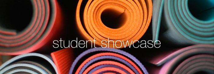 student showcase FORM yoga
