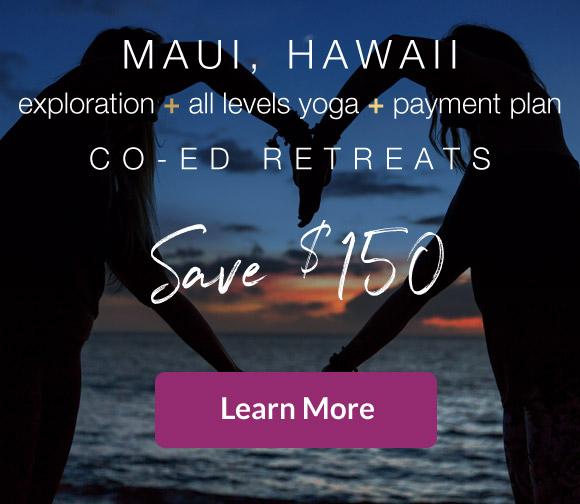 Maui Hawaii Retreat