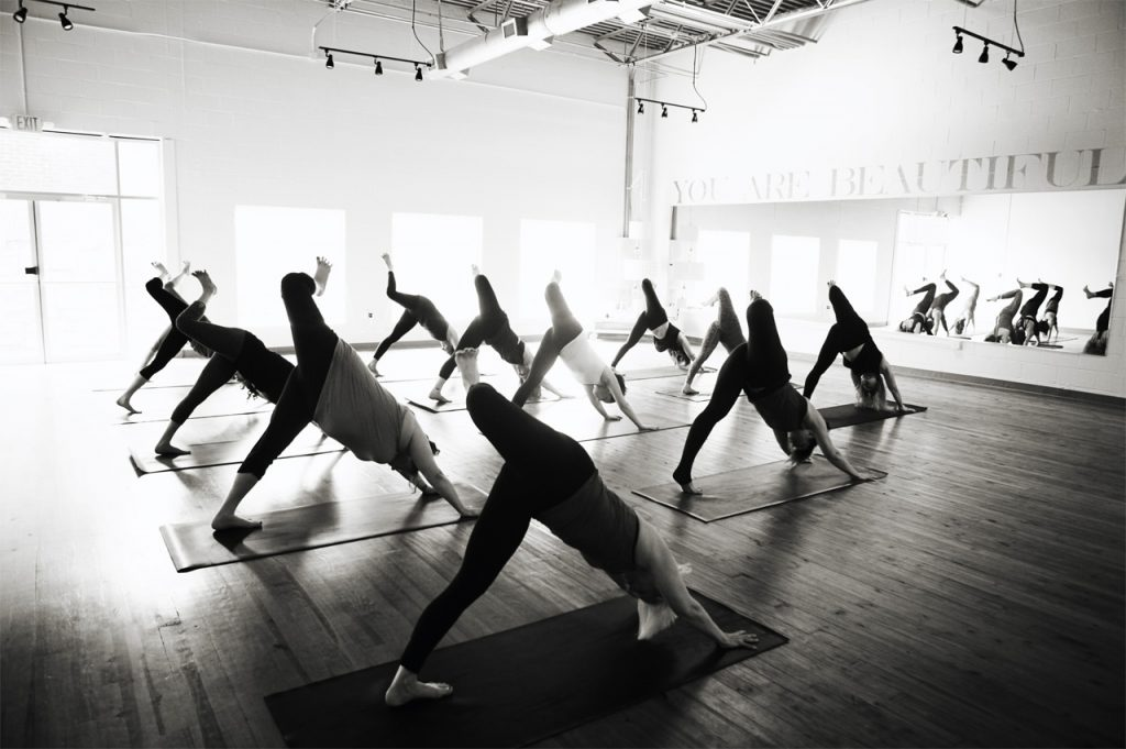FORM yoga Decatur studio