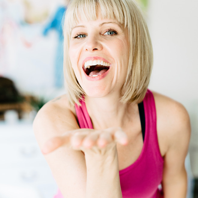 Mandy Roberts FORM yoga owner Soul Nourish Retreats