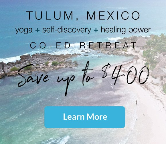 Tulum Mexico yoga beach retreat