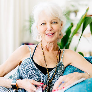 Paula Peach Ehrmann Retreat Leader
