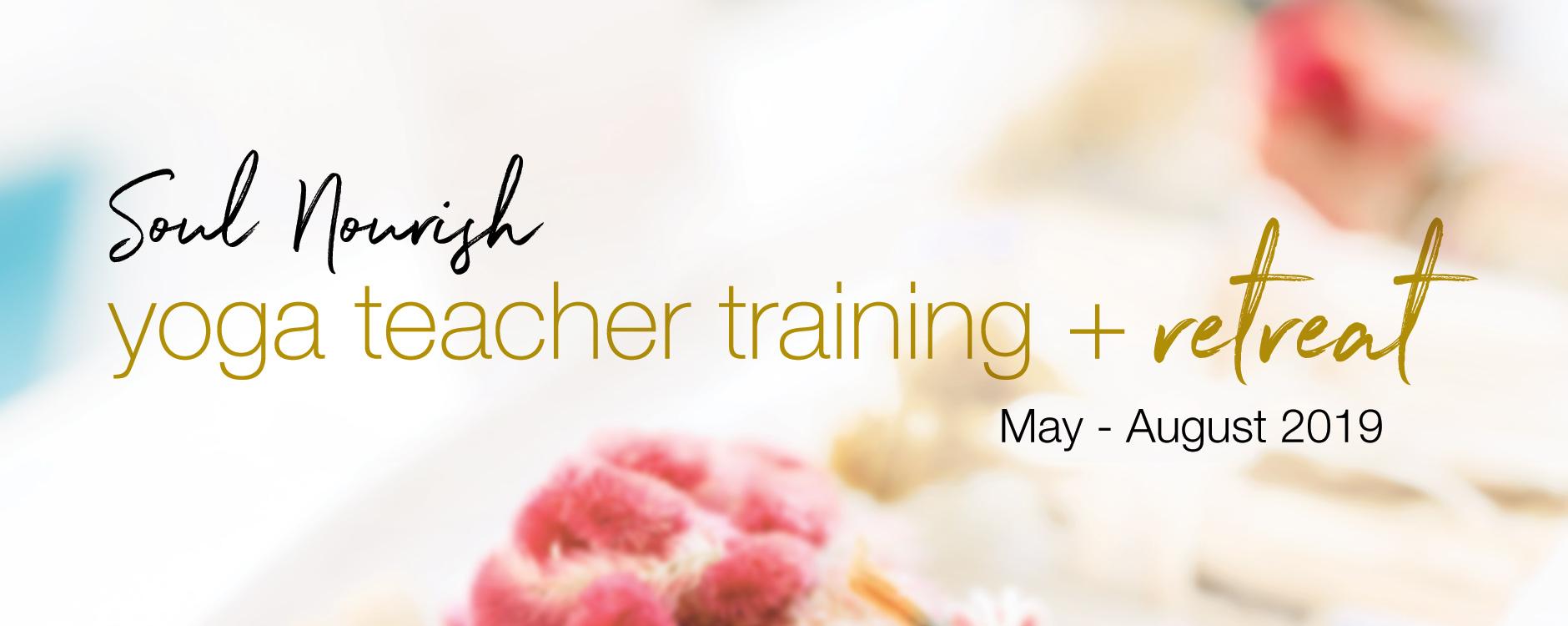 Soul Nourish Yoga Teacher Training