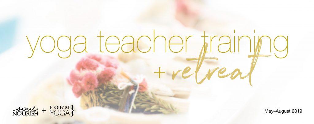 Soul Nourish Yoga Teacher Training + Retreat