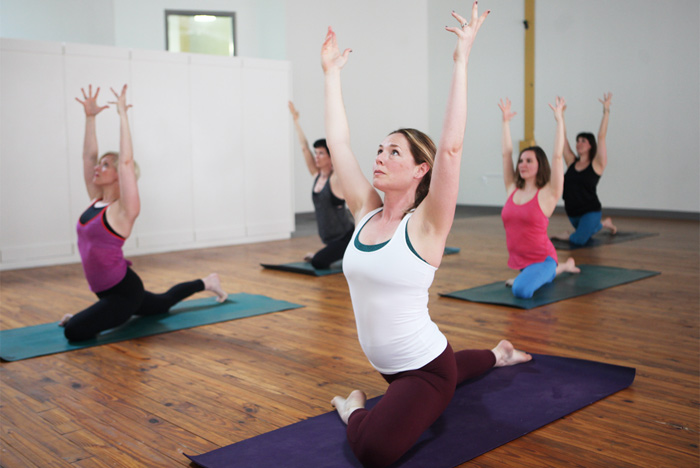 Atlanta Decatur yoga class workshop schedule