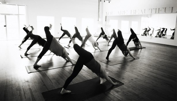 FORM yoga studio Decatur Georgia