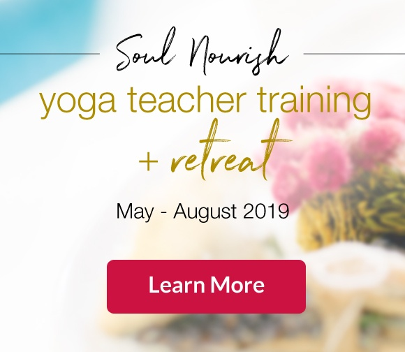 Soul Nourish yoga teacher training retreat Atlanta