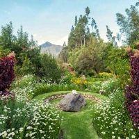 chakra garden Peru vacation