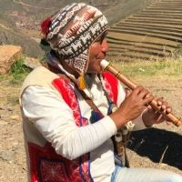 peruvian shaman peru sacred valley yoga wellness retreat Soul Nourish