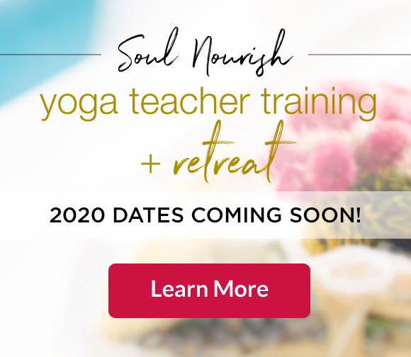 Soul Nourish yoga teacher training retreat Atlanta