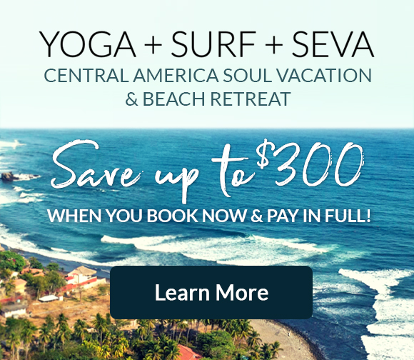 central america retreat beach seva surf