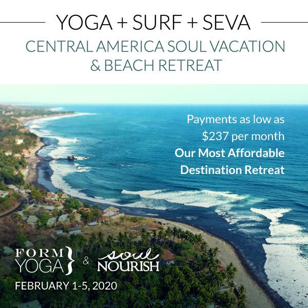 central america soul vacation yoga seva surf