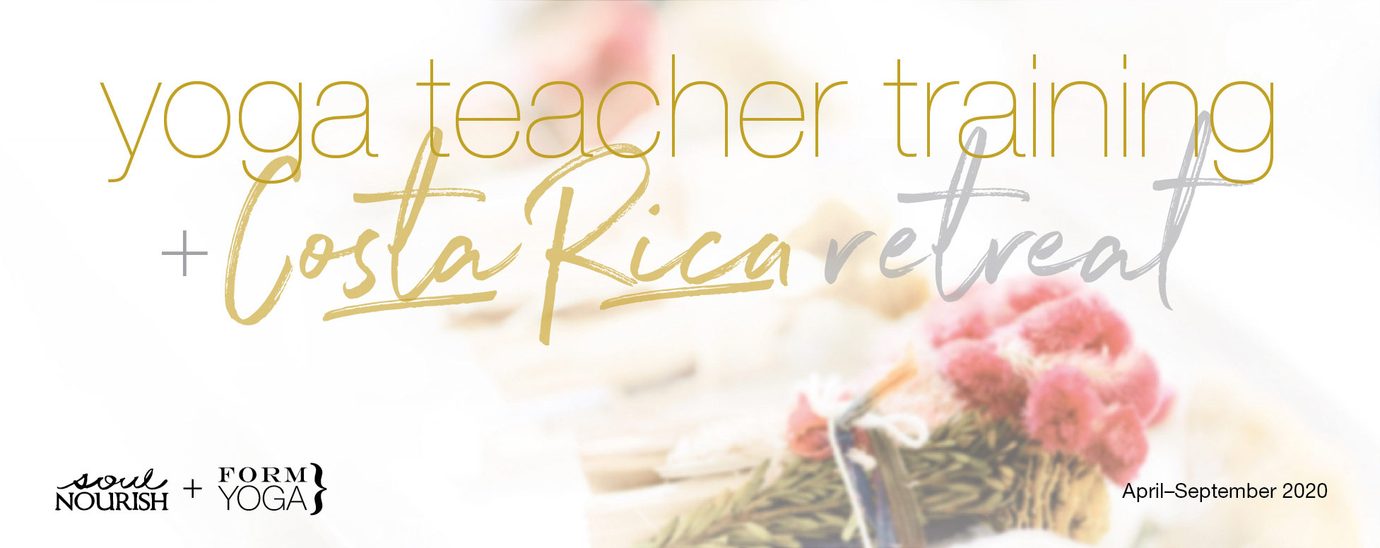 yoga teacher training Costa Rica retreat Soul Nourish Atlanta Decatur