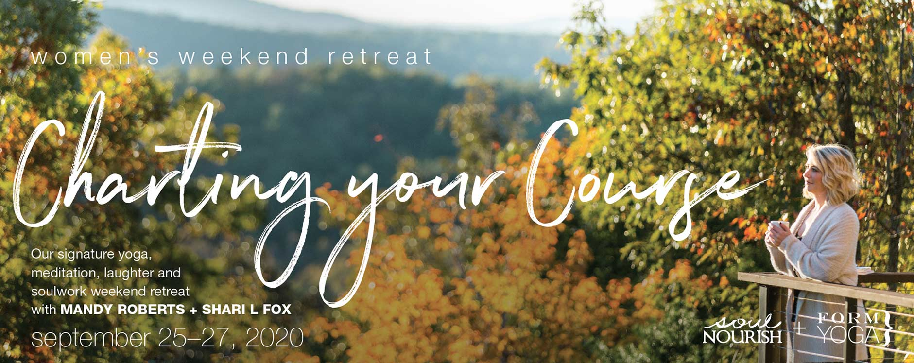 women's weekend retreat elohee soul nourish form yoga
