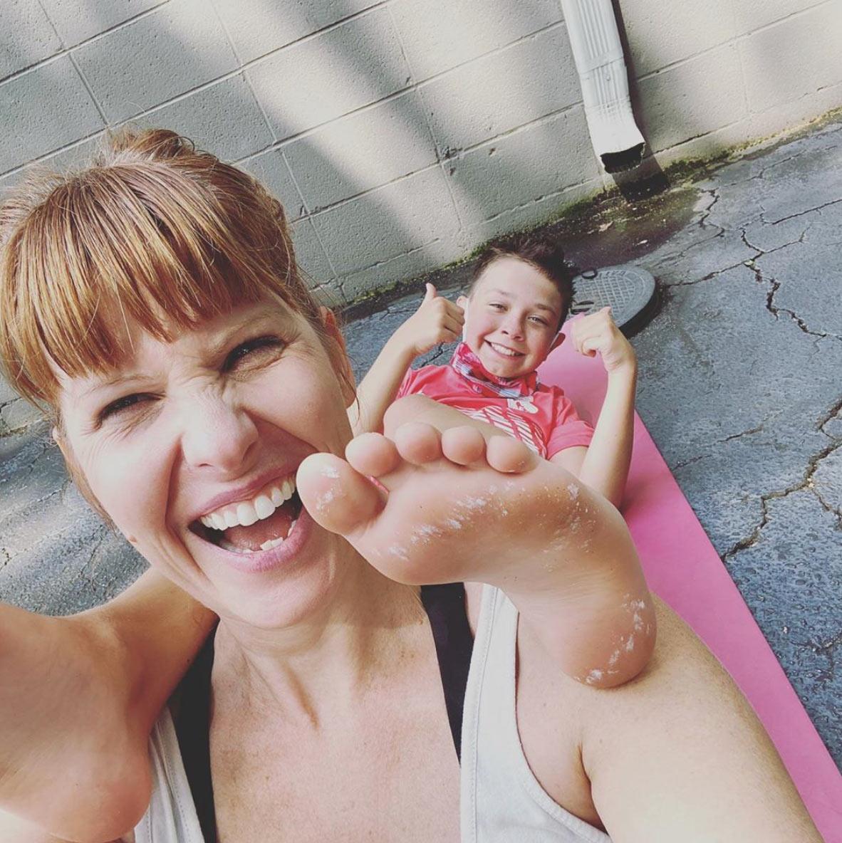 outdoor atlanta yoga outdoors FORM Decatur
