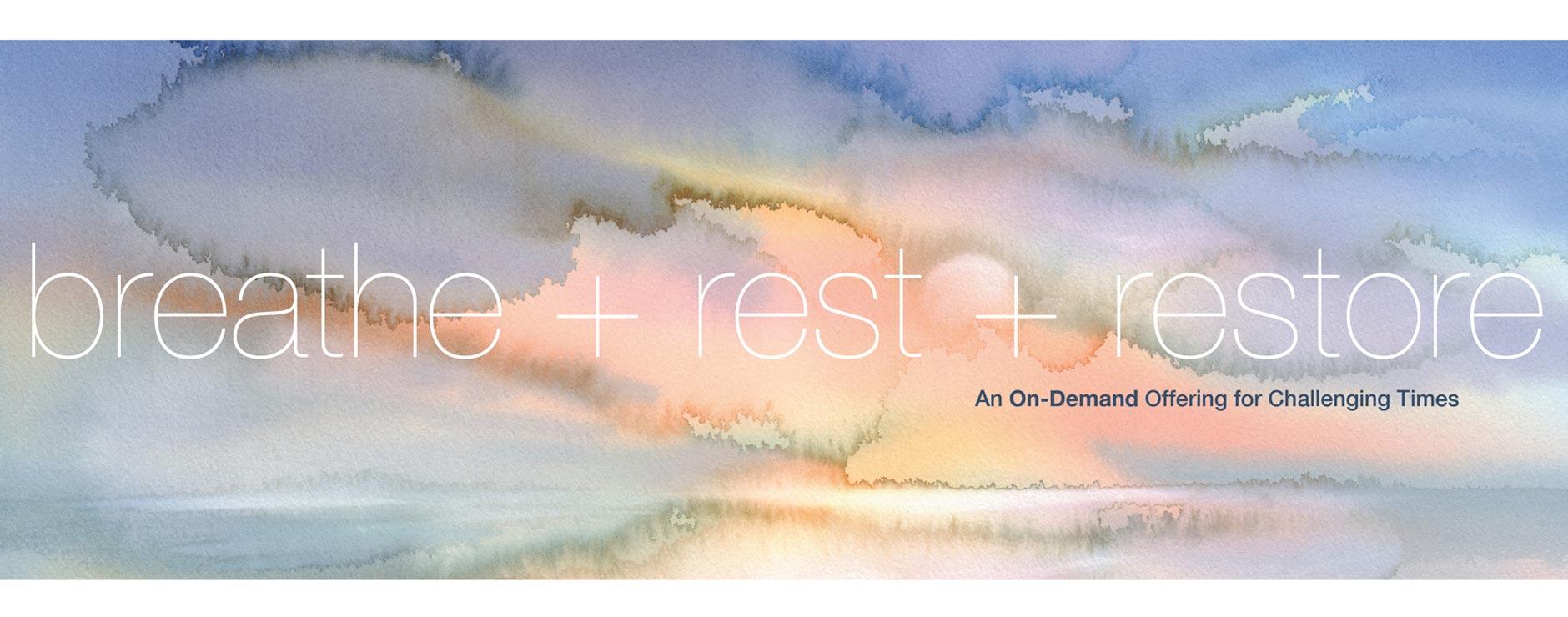 breathe rest restore online yoga on demand decatur