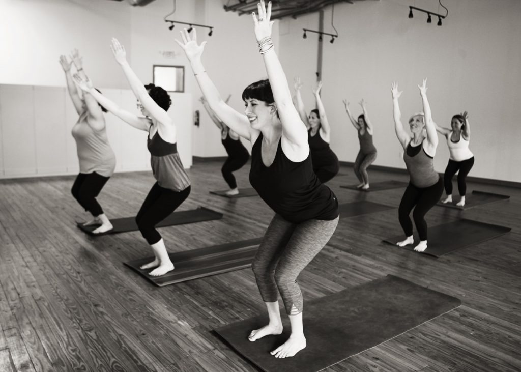 Happy Hour Class FORM yoga Atlanta