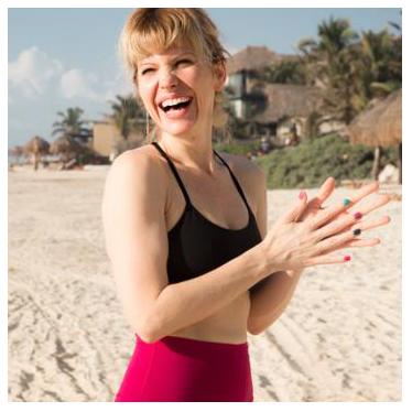 mandy roberts yoga instructor retreat leader
