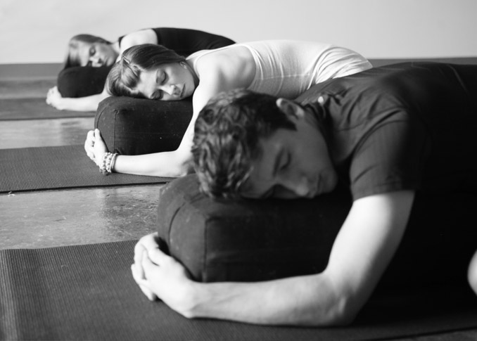 Recharge & Restore FORM yoga Decatur yoga class