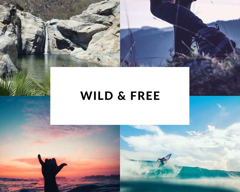 wild and free adventure package