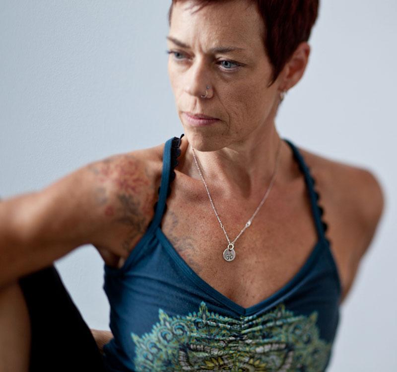 Tra Kirkpatrick FORM yoga teacher