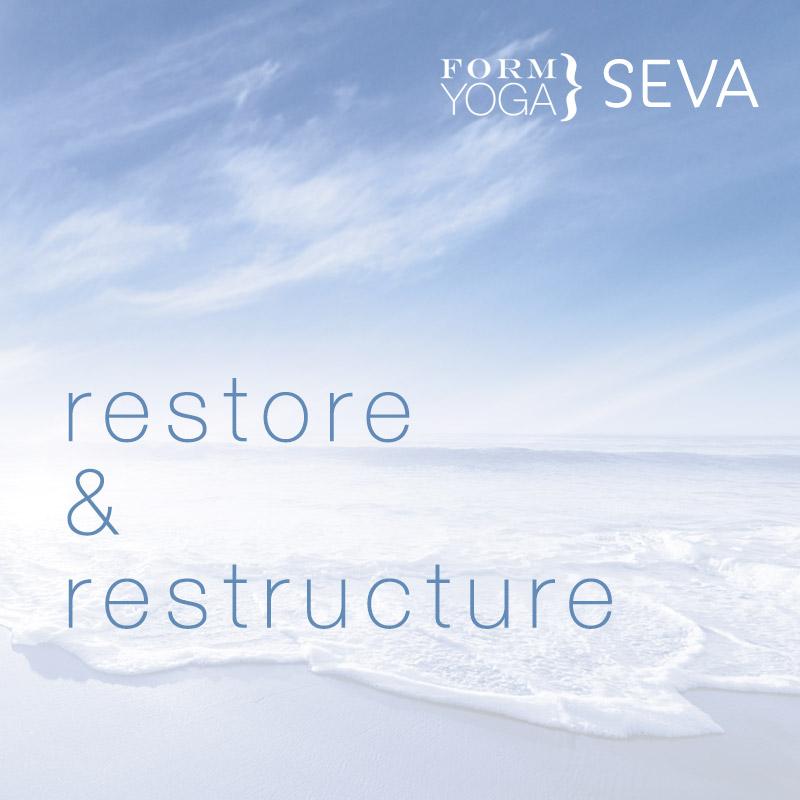 restore restructure seva
